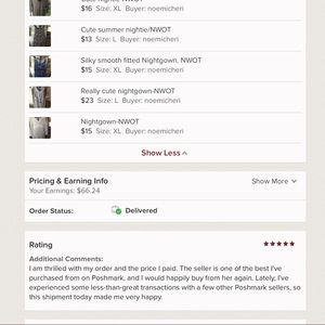 Other - GREAT CUSTOMER RATINGS...